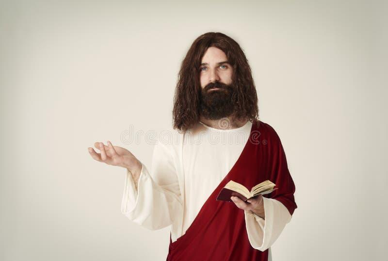 耶稣基督 免版税库存照片