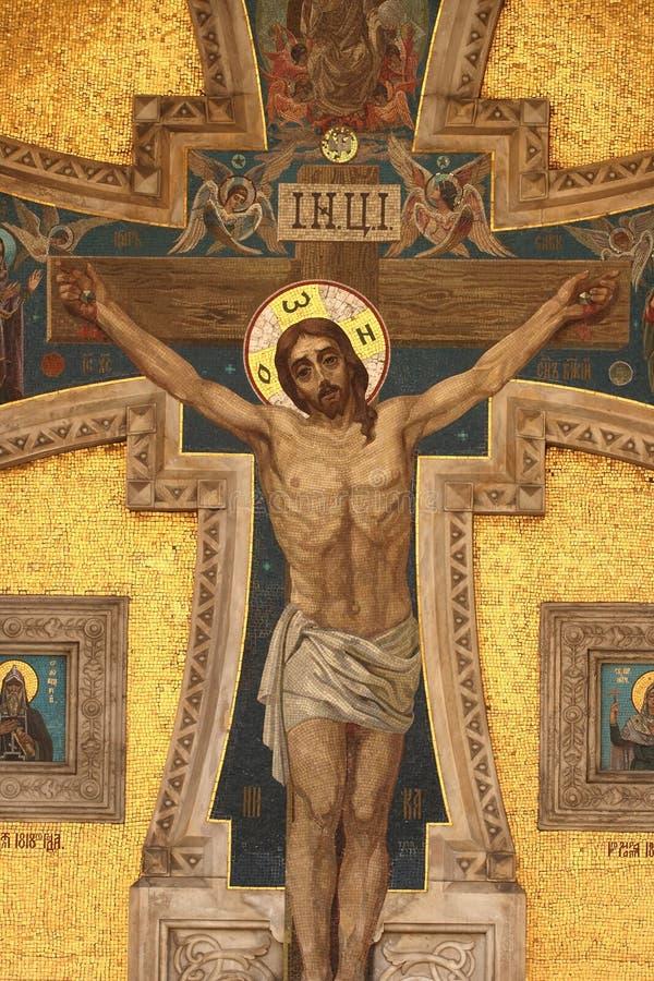 耶稣 免版税库存照片