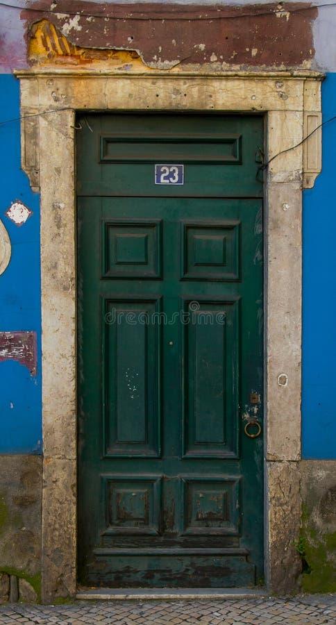 耶路撒冷旧城门 库存图片