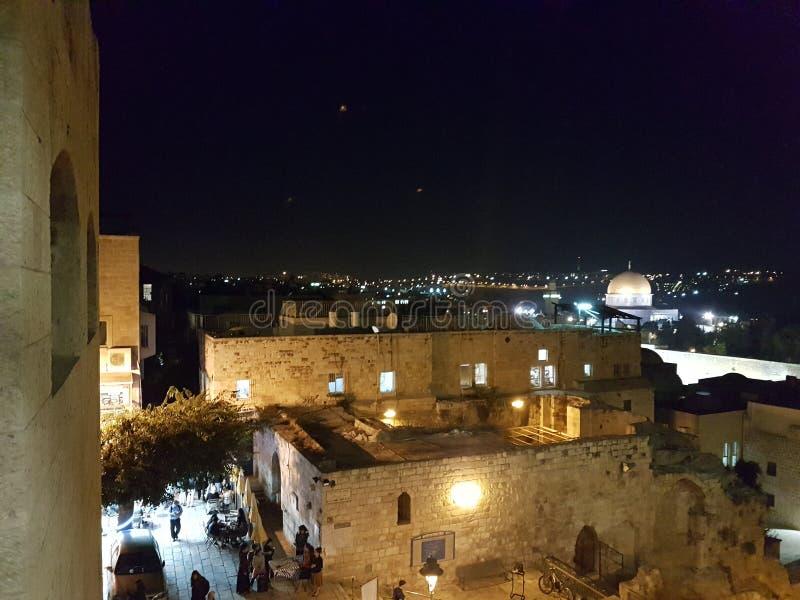 耶路撒冷,以色列2017年 库存图片