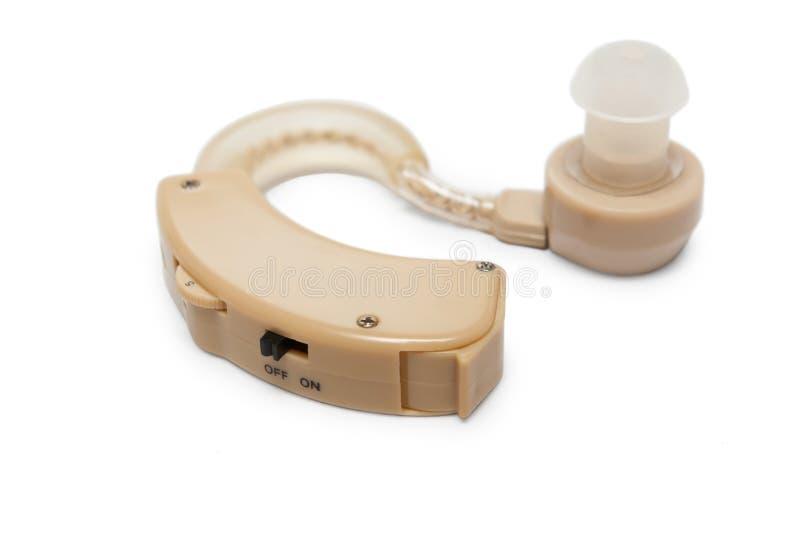 聋援助 免版税图库摄影