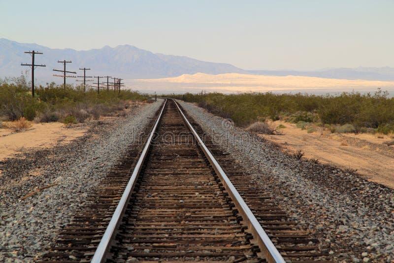 联合太平洋铁路 免版税库存照片