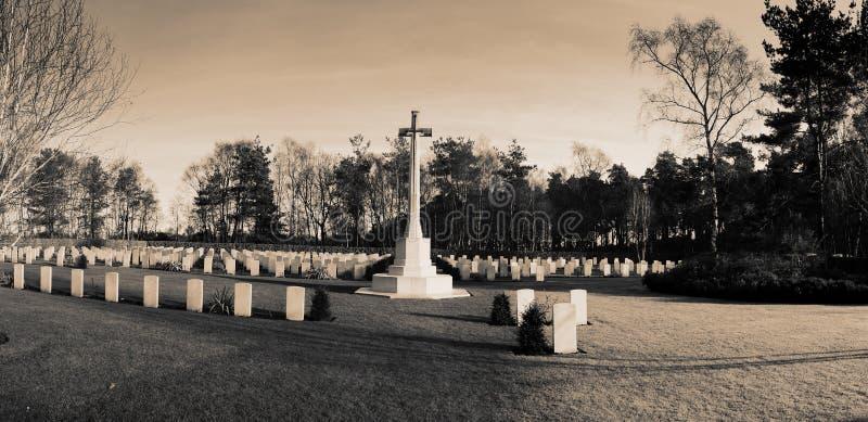 联盟的坟墓战士 免版税库存照片