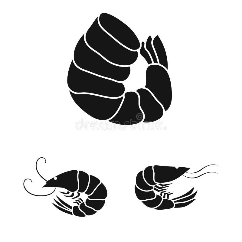 肉和纤巧标志传染媒介设计  o 皇族释放例证