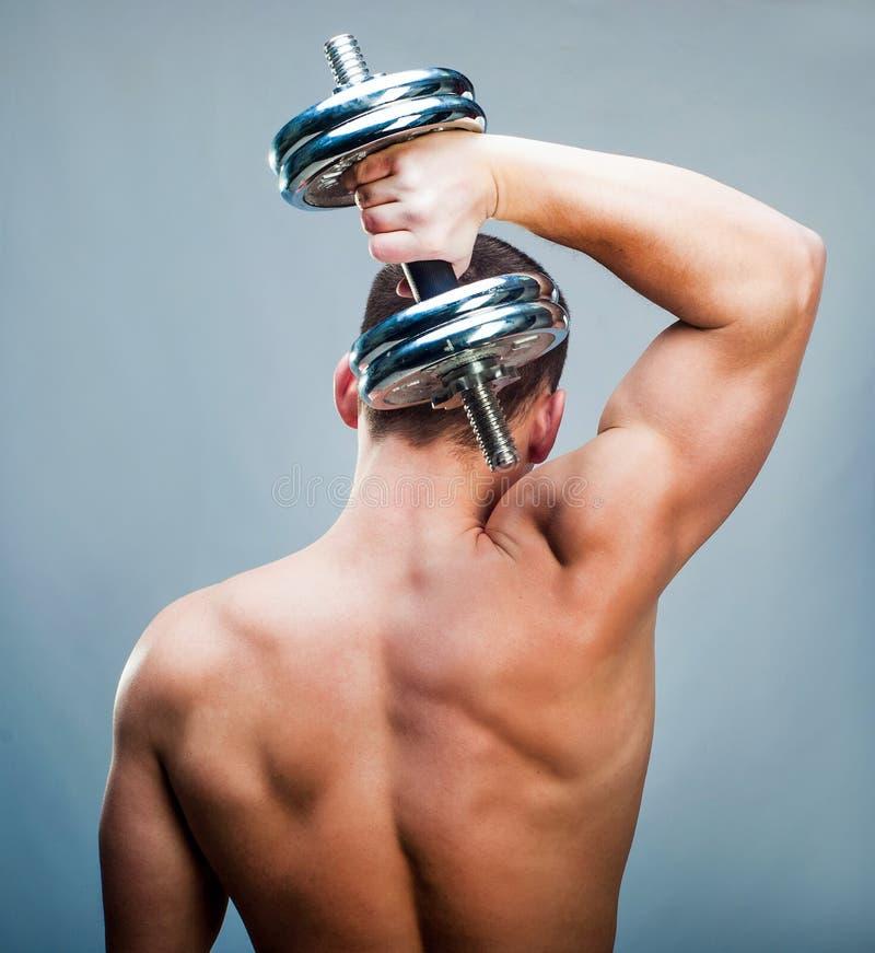 Download 肌肉人 库存照片. 图片 包括有 胸口, 人力, backarrow, 保镖, 吵嘴, 藏品, 设备, 有吸引力的 - 30338350