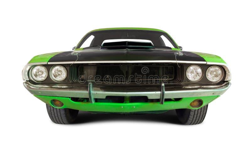 肌肉汽车。 免版税库存图片
