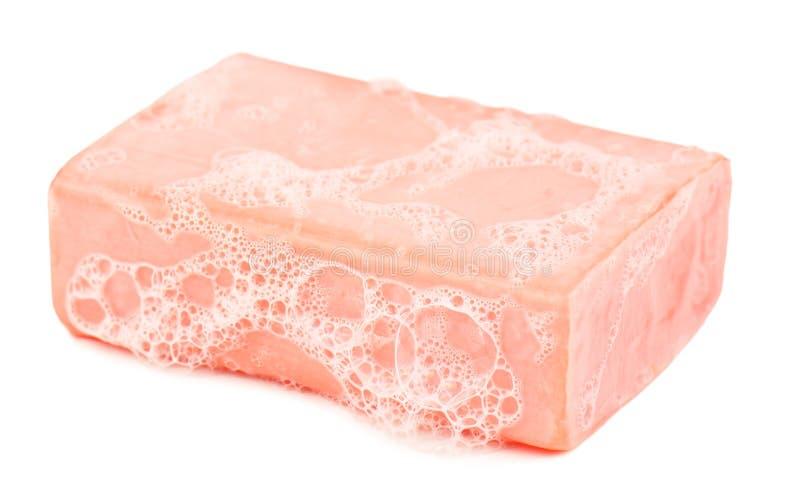 肥皂和泡沫 库存图片