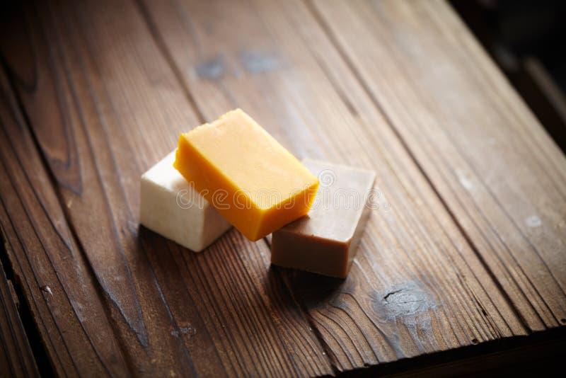 肥皂 免版税库存照片