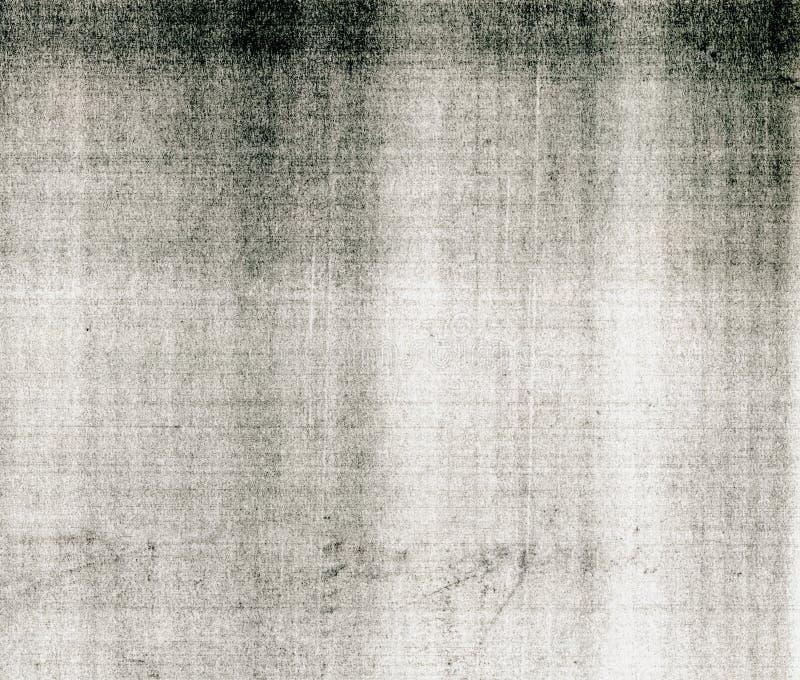 肮脏的影印件灰色纸纹理背景 免版税库存照片
