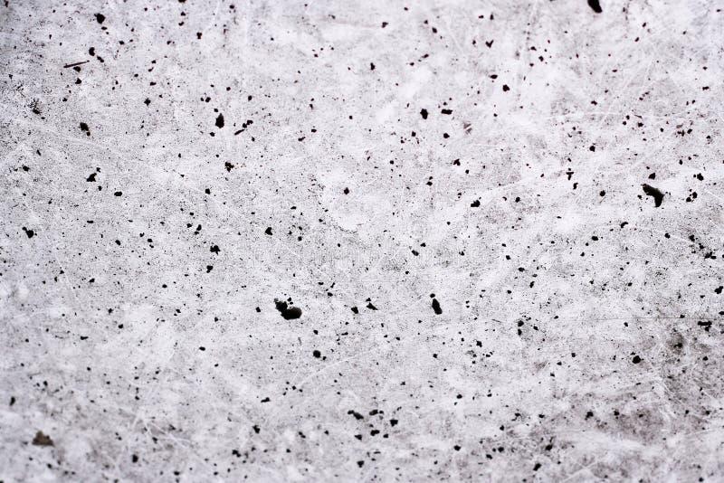 肮脏的毛玻璃 图库摄影