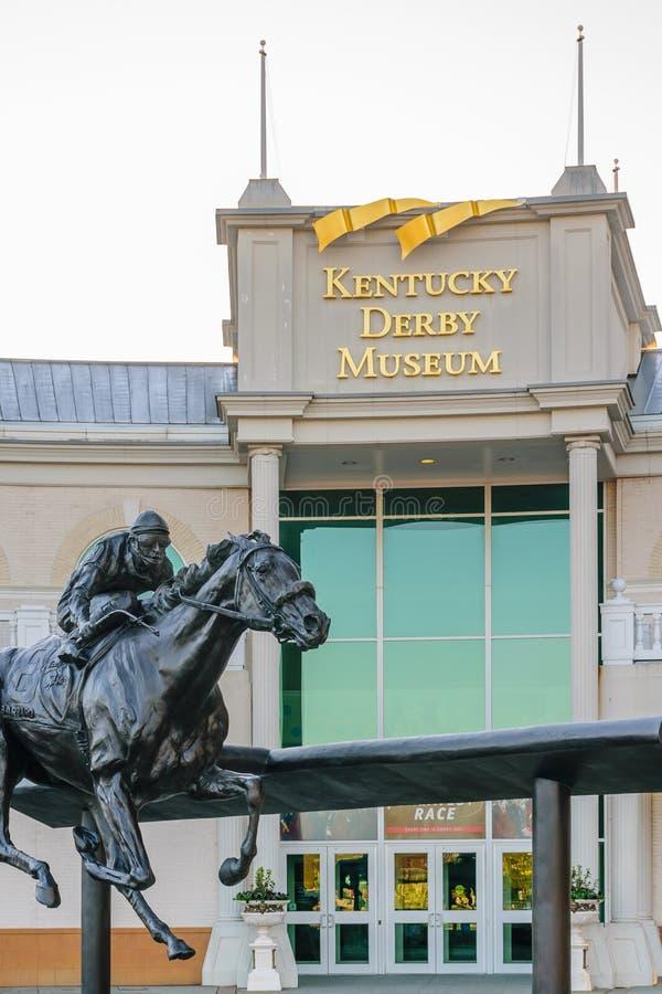 肯塔基德比博物馆 库存照片