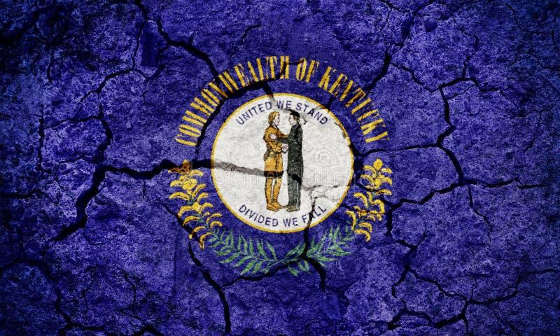 肯塔基的联邦的粗粒 免版税图库摄影