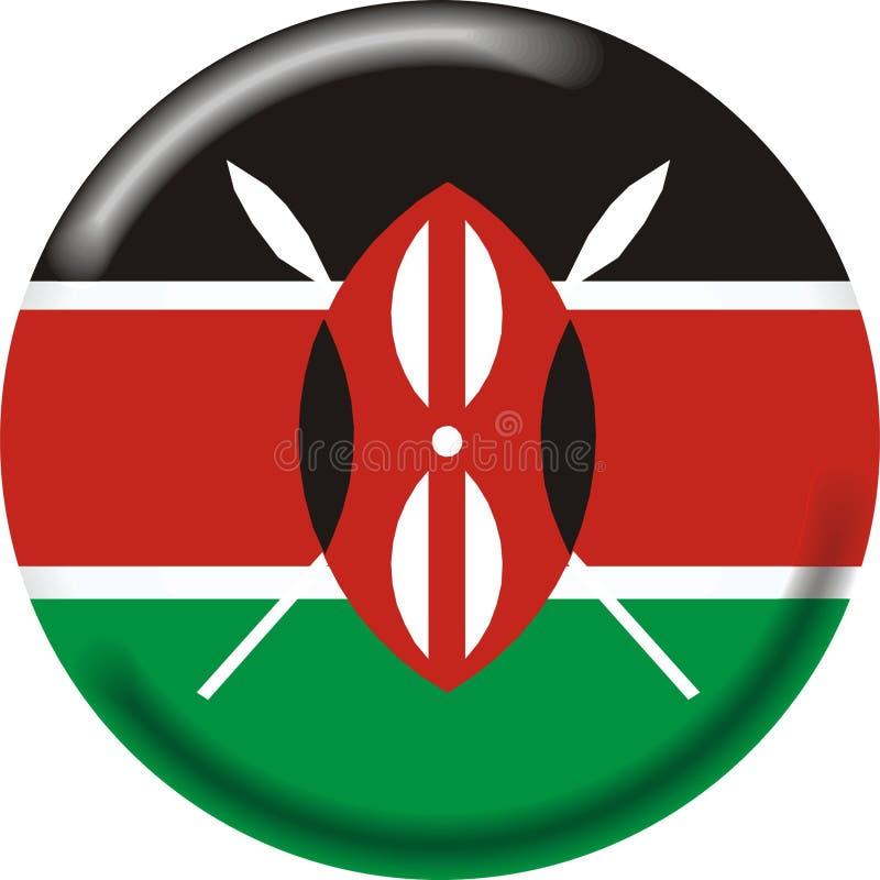 肯尼亚 向量例证