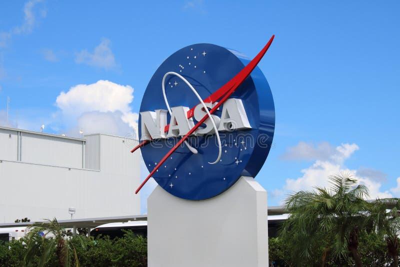 肯尼迪航天中心美国航空航天局 库存照片