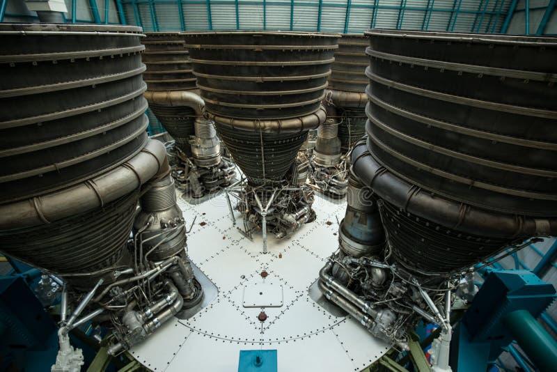 肯尼迪航天中心 卡纳维尔角,佛罗里达,美国 库存图片