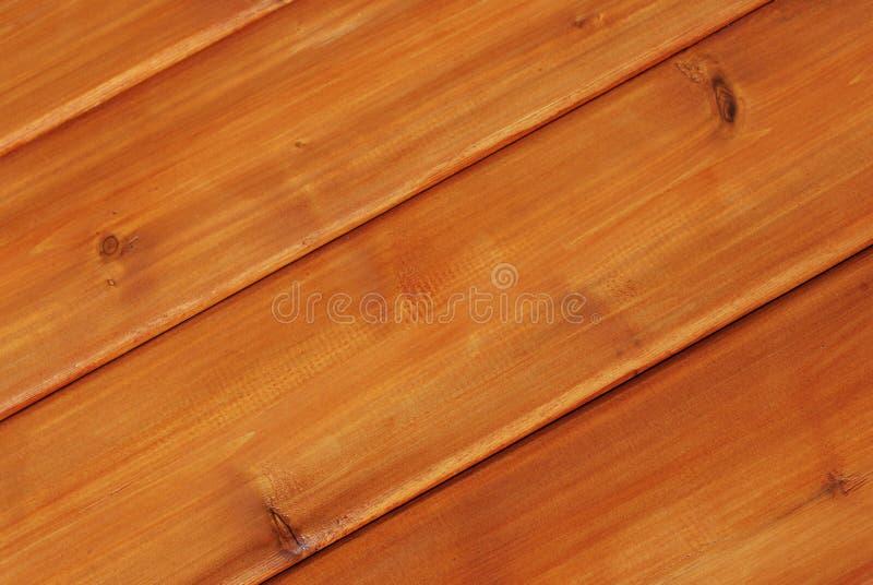 背景上木 免版税库存照片