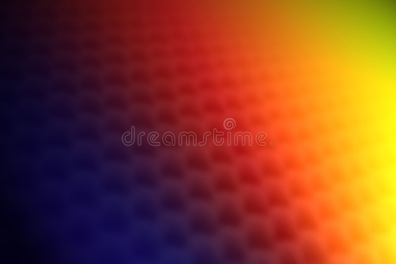 背景上色彩虹纹理 向量例证