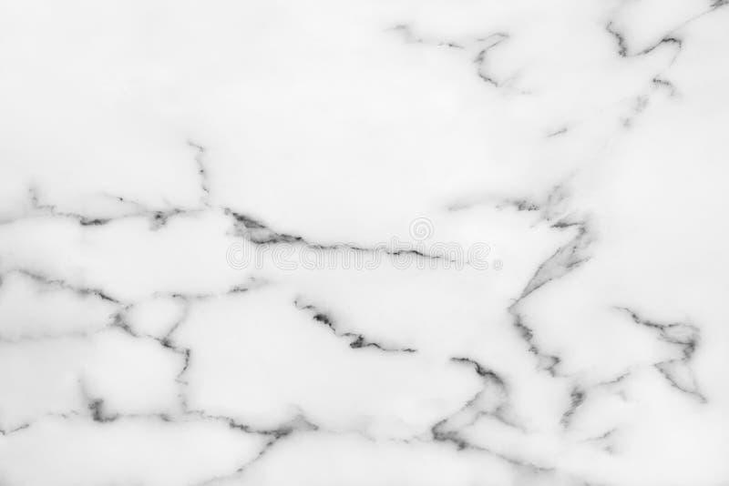 背景中的白色大理石纹理 库存图片