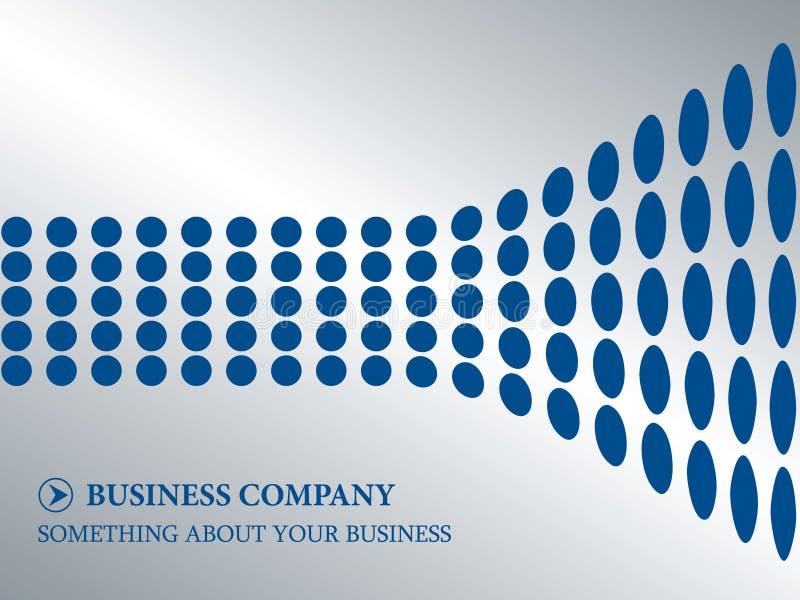 背景企业向量 库存例证