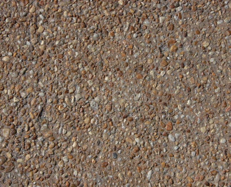 背景具体石渣呈杂色的纹理 免版税图库摄影