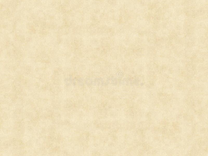 背景典雅的老纸纹理 向量例证