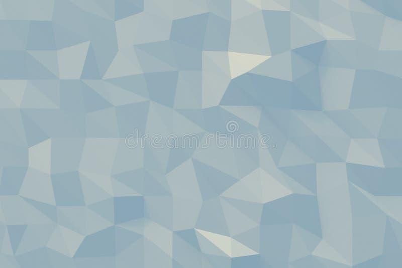背景几何形状 库存照片