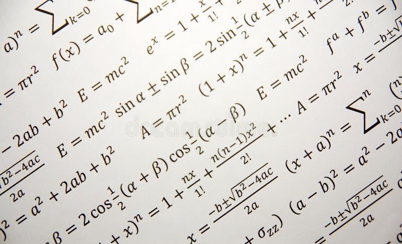 背景几何算术 免版税库存照片