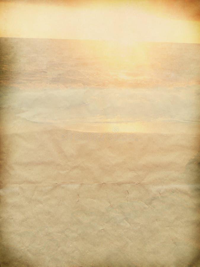 背景几何老装饰品纸张葡萄酒 图库摄影