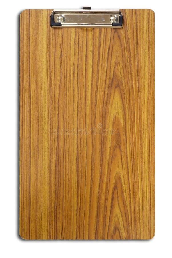 背景剪贴板减速火箭的文本木头 库存照片