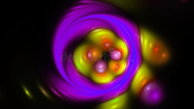 背景包括分数维多色纹理和适用于项目想象力 库存照片