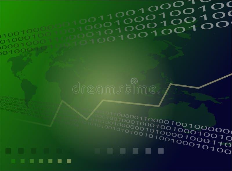 Download 背景双 库存例证. 插画 包括有 设计, 模式, 地球, 抽象, 例证, 技术, 男人, 计算机, 颜色, 绿色 - 64824