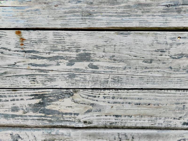 背景可实现的纹理向量木头 皇族释放例证
