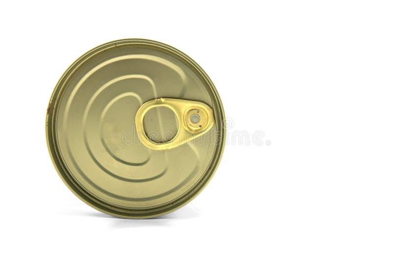 背景可能标记罐子商标白色 免版税库存图片