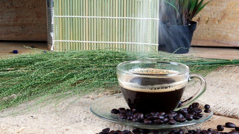 背景咖啡杯浓咖啡查出的路径白色 库存照片