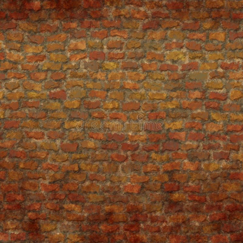 背景土气墙壁 皇族释放例证