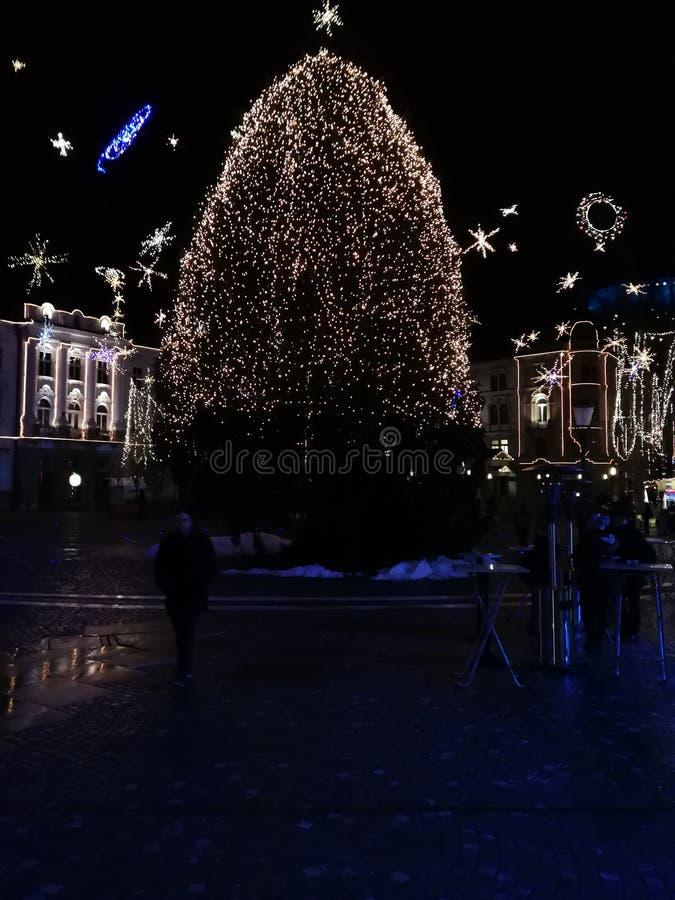 背景圣诞节关闭红色时间 免版税库存图片