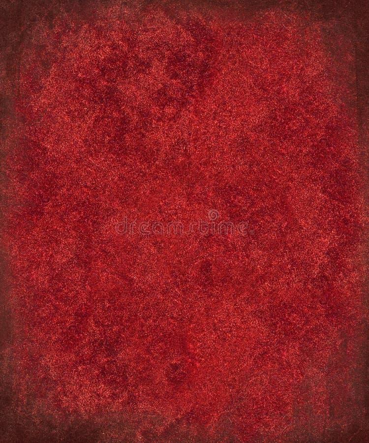 背景圣诞节框架红色天鹅绒 库存照片