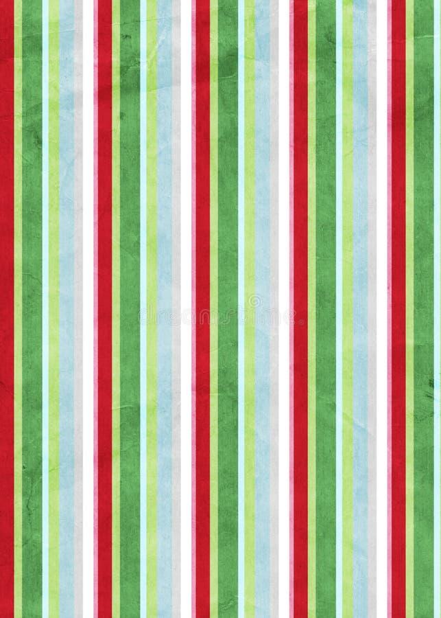 背景圣诞节纸张 皇族释放例证