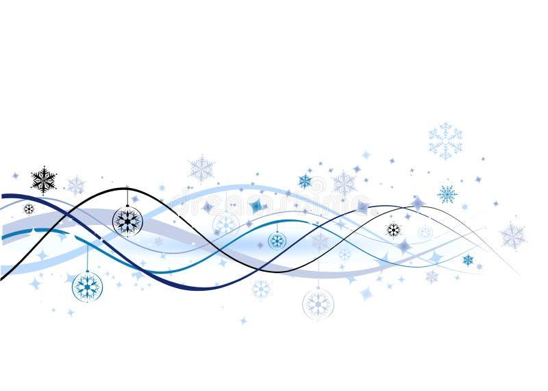 背景圣诞节节假日 皇族释放例证