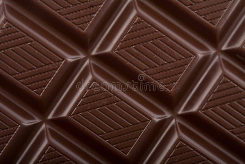 背景块巧克力黑暗 库存图片