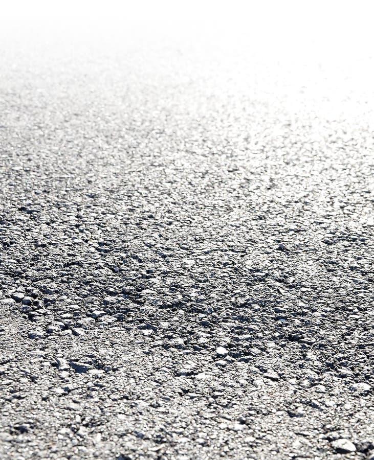 背景城市退色路纹理 免版税库存照片