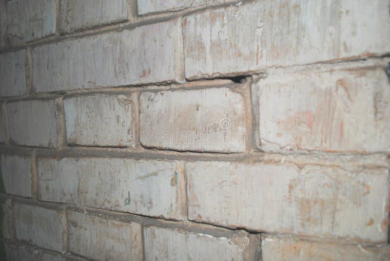 背景影像的砖墙 库存照片
