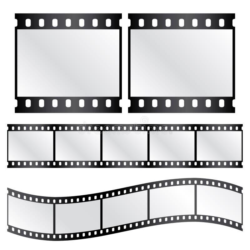 背景影片安排剥离您文本的向量 库存照片