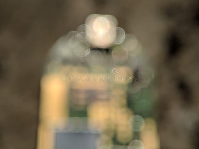 背景或墙纸的模糊的bokeh背景 库存图片
