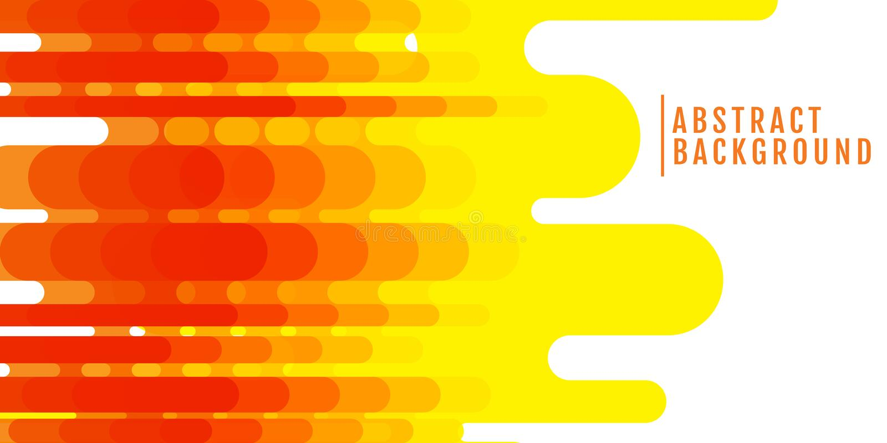背景抽象现代网站横幅集合传染媒介设计colo 向量例证
