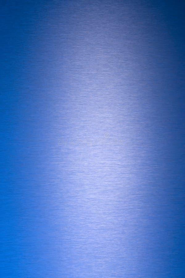 背景掠过的金属钢纹理 免版税库存图片