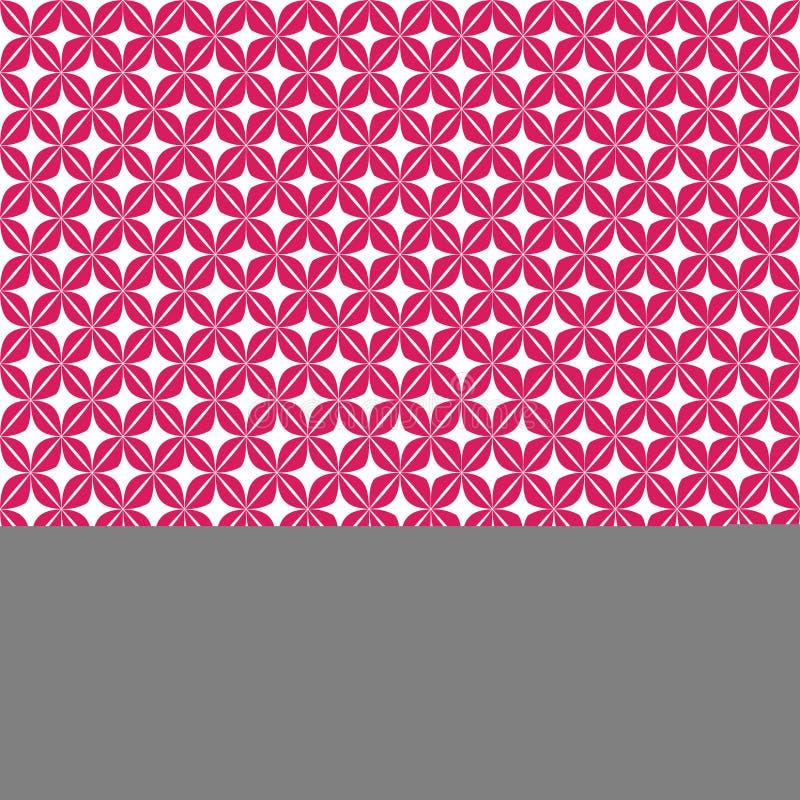 背景无缝的墙纸 向量例证