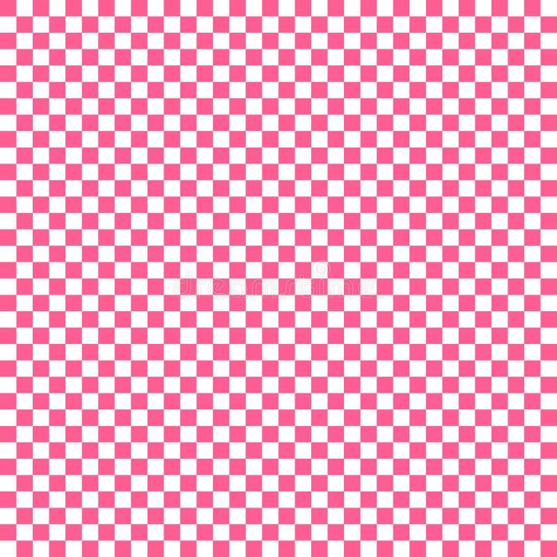 背景无缝的正方形 库存例证