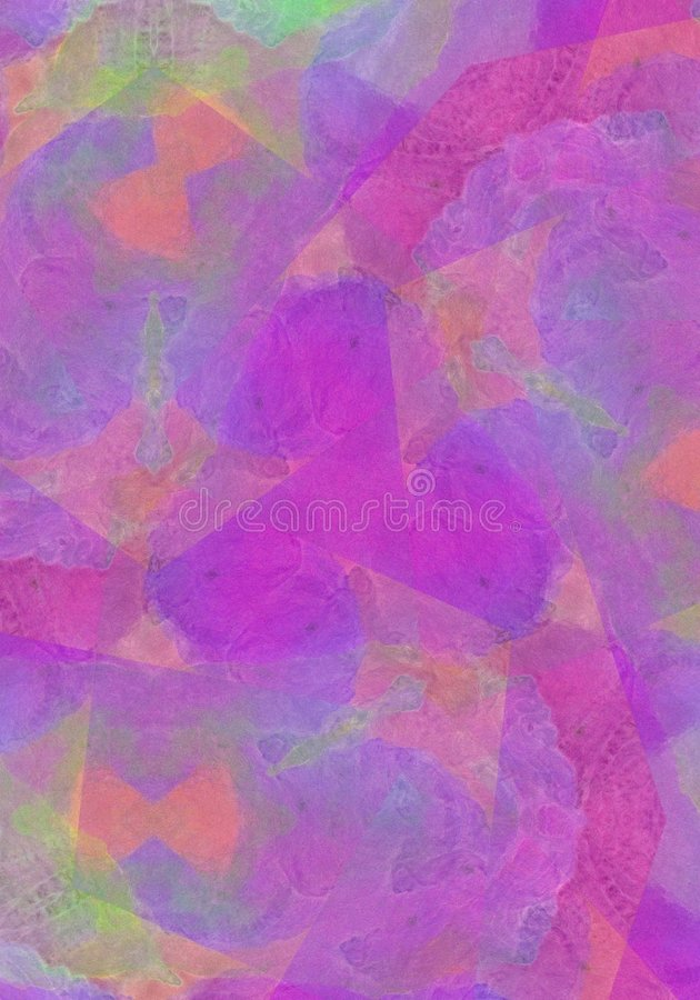 背景明亮紫色生动 免版税库存照片