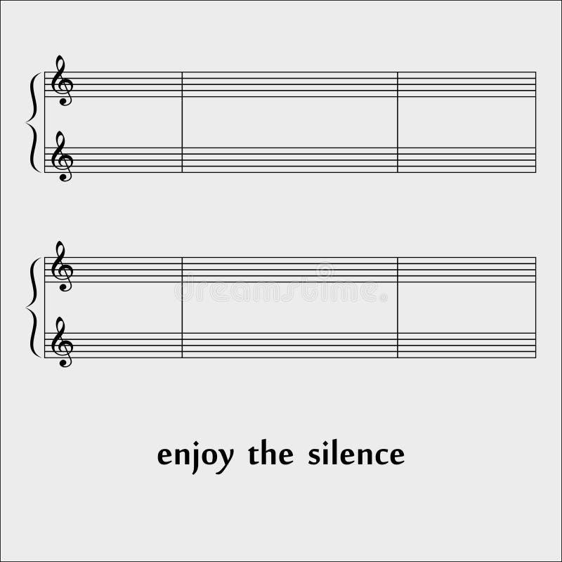 背景是能使用的不同的例证音乐目的 皇族释放例证